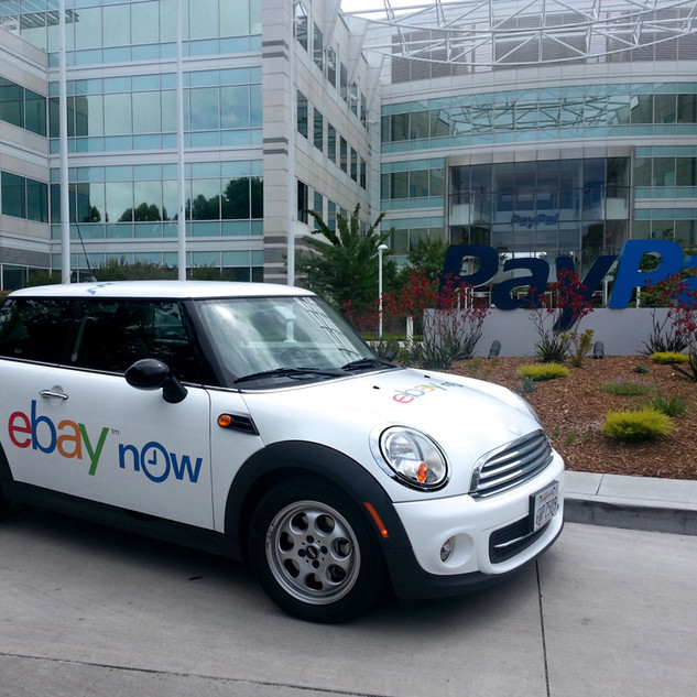 ebay now | Vehicle Wraps