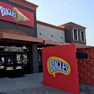 Bugles AMPM Takeover