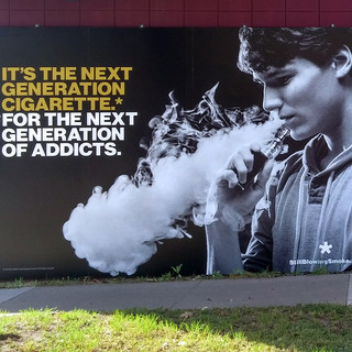 California Tobacco Control Program Mural Print & Build