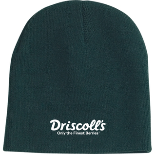 Driscoll's Berries Embroidered Beanies