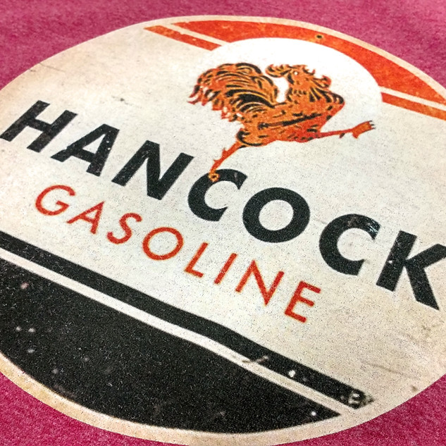 Hancock Gasoline Direct Print Shirts
