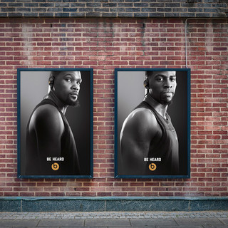 Beats Audio Wide Format Billboard Graphics