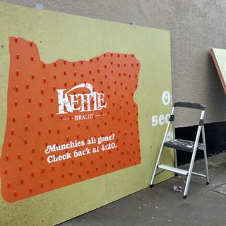 Kettle Brand Interactive Billboard