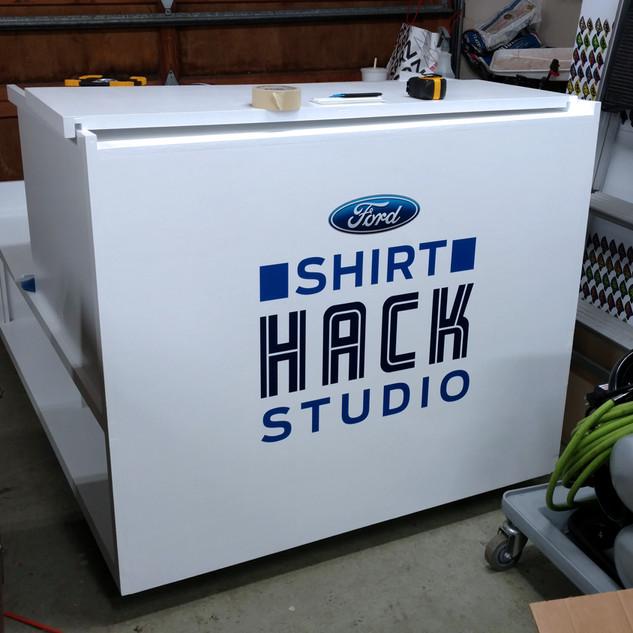 Ford Developer Conference Shirt Studio Custom Build & Printing
