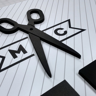 Magnificent Cutz CNC Dimensional Sign