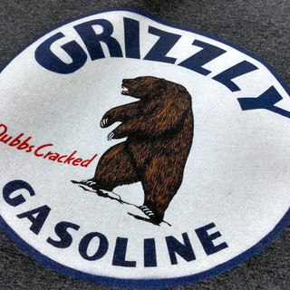 Grizzly Gasoline Direct Print Shirts