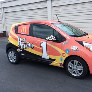 McDonalds | Race to Save Morning Wraps