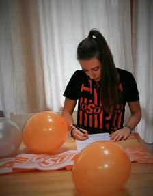 Barbara Zagonyi - Soccer