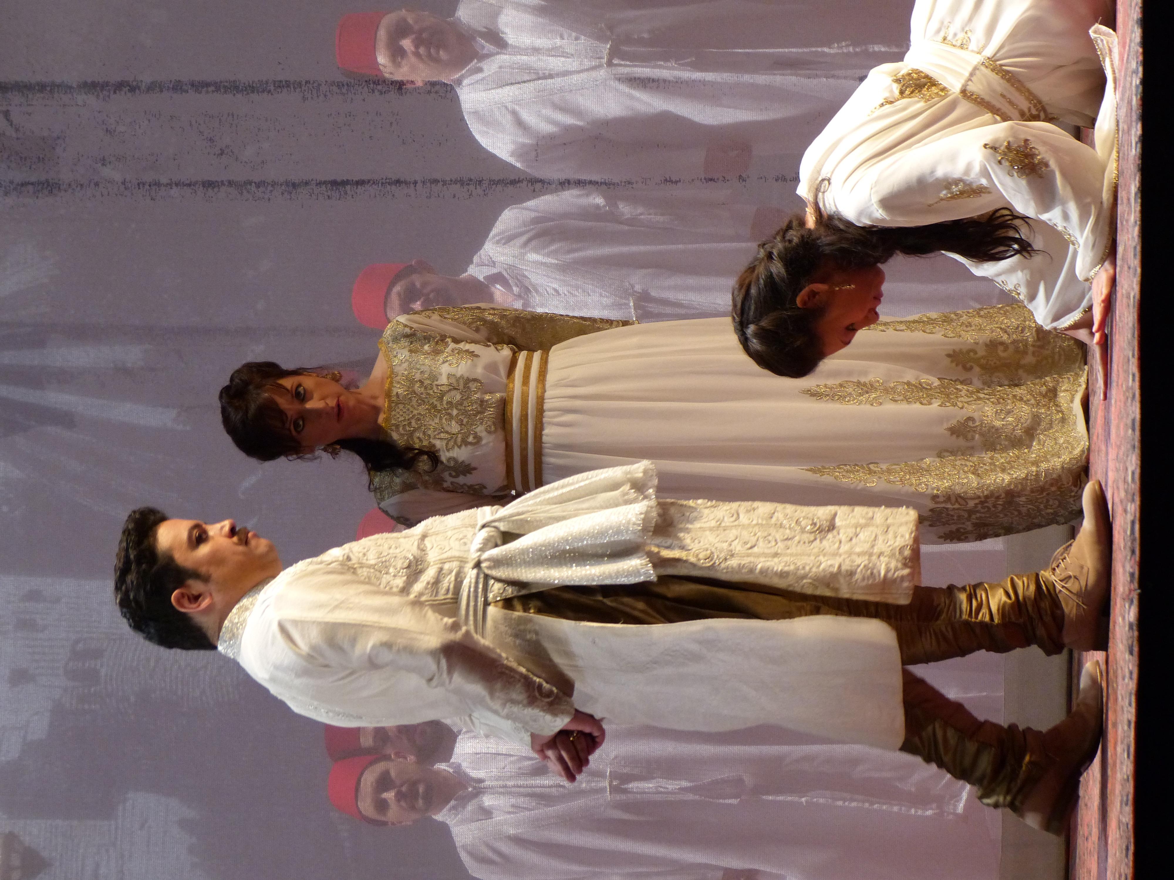 Mustafá-La Italiana in Algeri
