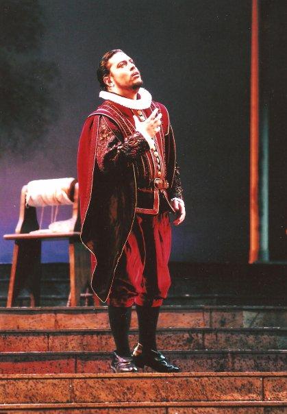 Rodrigo-Verdi's Don Carlo. Santiago.