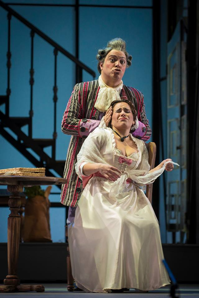 Bartolo-The Barber of Seville