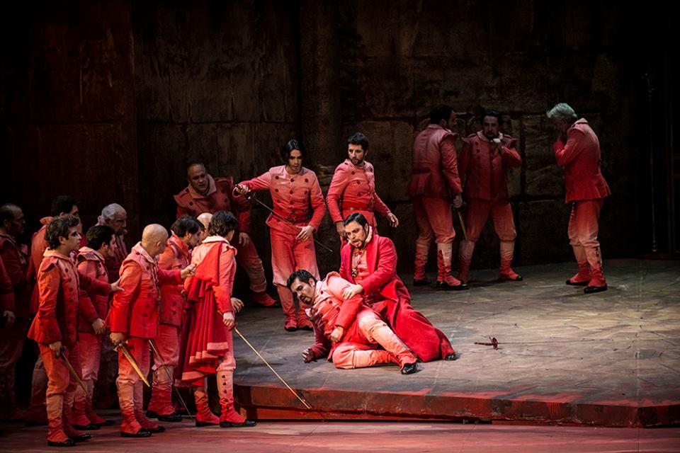 Capulet-Romeo and Juliet