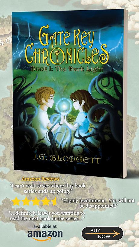 The Dark Light: Gate Key Chronicles: Book I