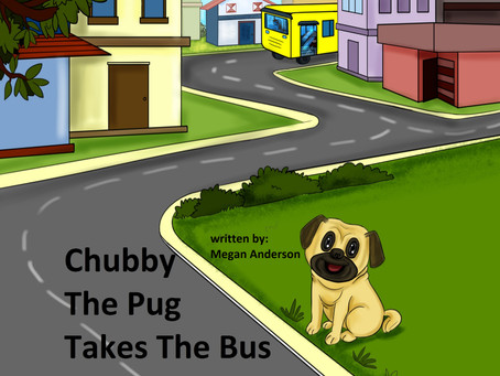 Children's Book Review: Chubby the Pug Takes the Bus