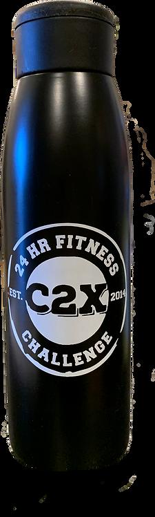 C2X Fitness Challenge Water bottle