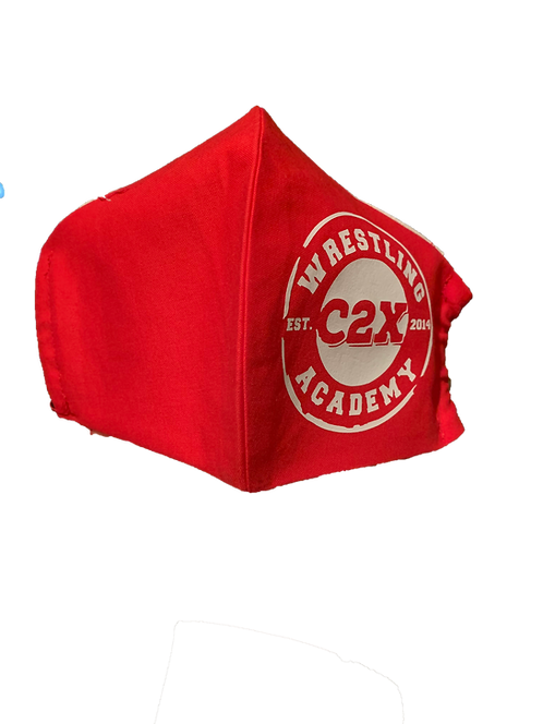C2X Mask - Red