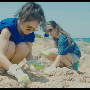 Ethelon-NHSA Beach Cleanup