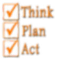 Think Plan Act Transparent