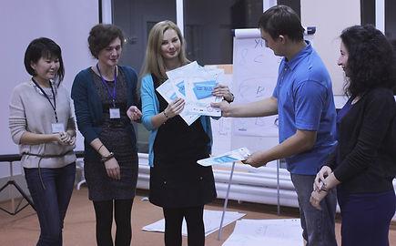 Социальный стартап Новотерра
