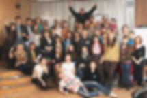 Команда Школы социального предпринимательства Новотерра