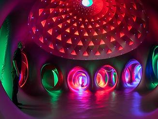 Luminarium Albesila