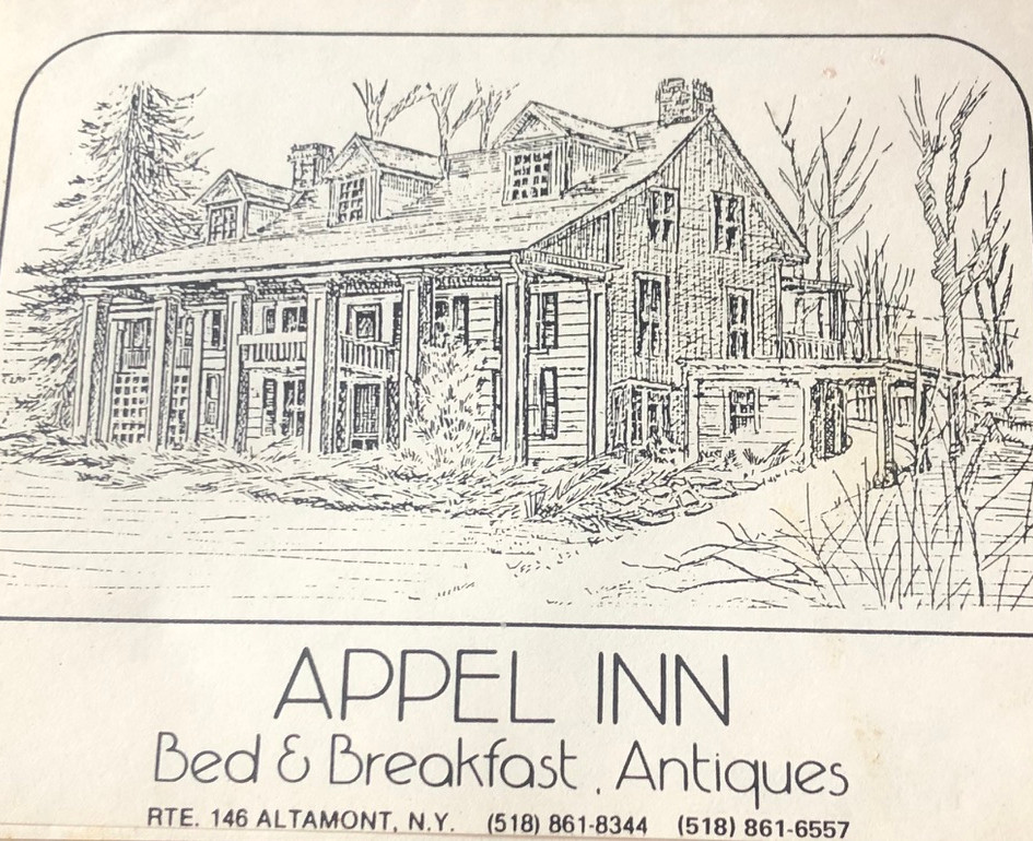 Appel Inn B&B & Antiques 1983