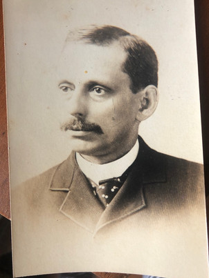 Mr. Mc Chesney 1800's
