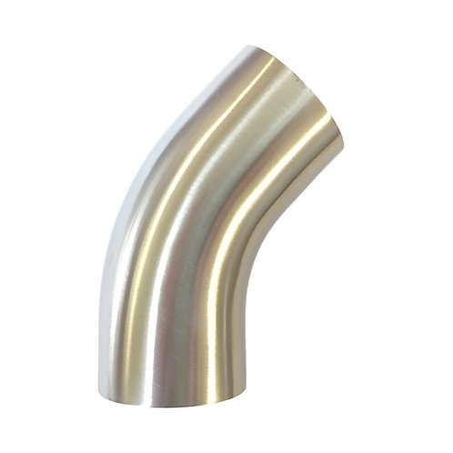 45 degree Weld Elbow - L2KS