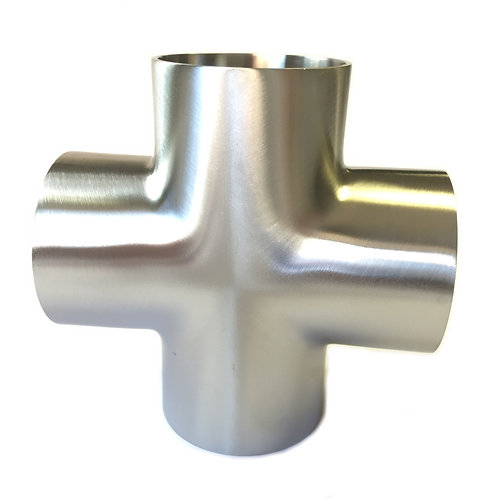 Cross, Weld Ends (Short) - 9WWWW