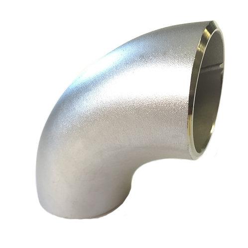 Butt Weld 90° Elbow - Long Radius