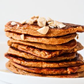 Pancakes avoine & épeautre