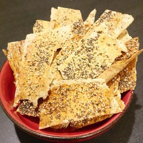 Crackers à la mandarine