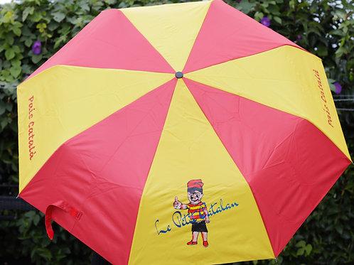 Parapluie (Modèle Rouge et Jaune)