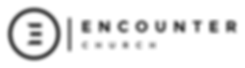 Copy of Encounter Black Horizontal Logo.