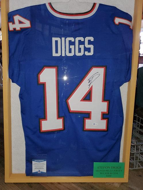 #14 Diggs Buffalo Bills Jersey