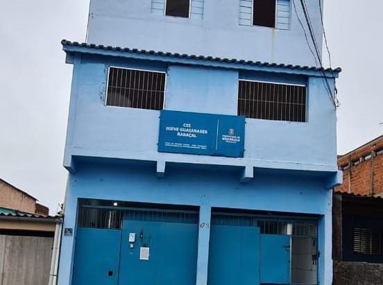 CEI IGEVE Rabaçal - São Paulo-SP