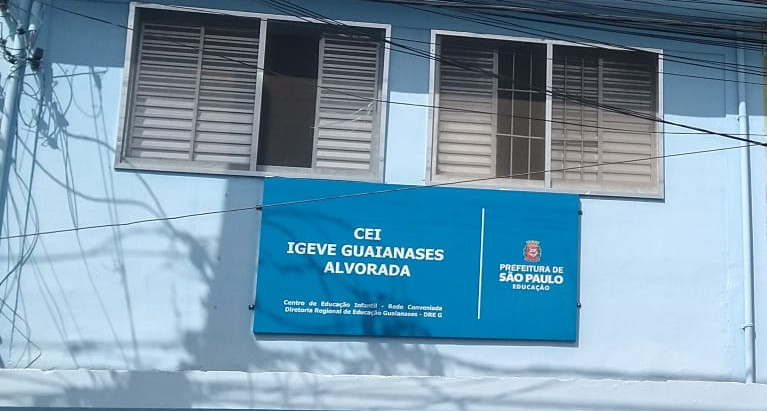 CEI IGEVE Guaianases Alvorada - São Paulo-SP