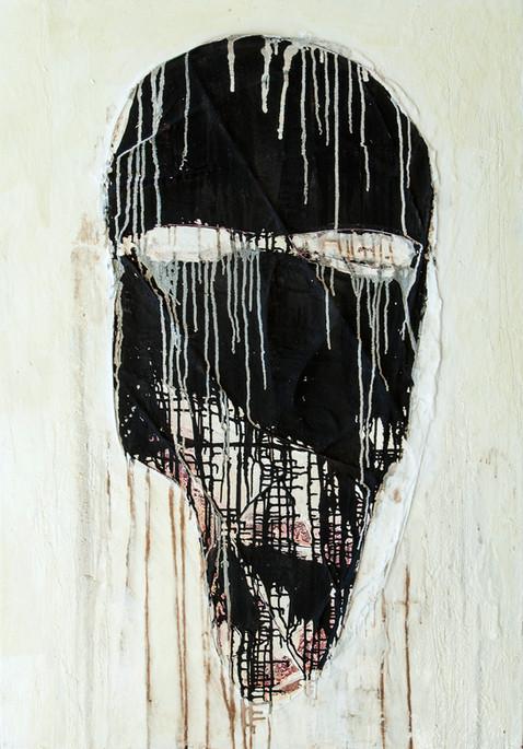 Carte blanche à Mahi Binebine - New Works by Mahi Binebine, Nabil El Makhloufi, Najia Mehadji, Moham