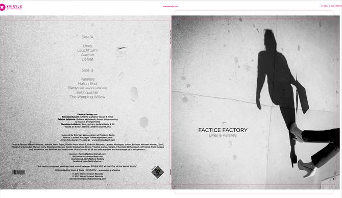 """Factice Factory - Nouvel album """"Line & Parallels"""""""