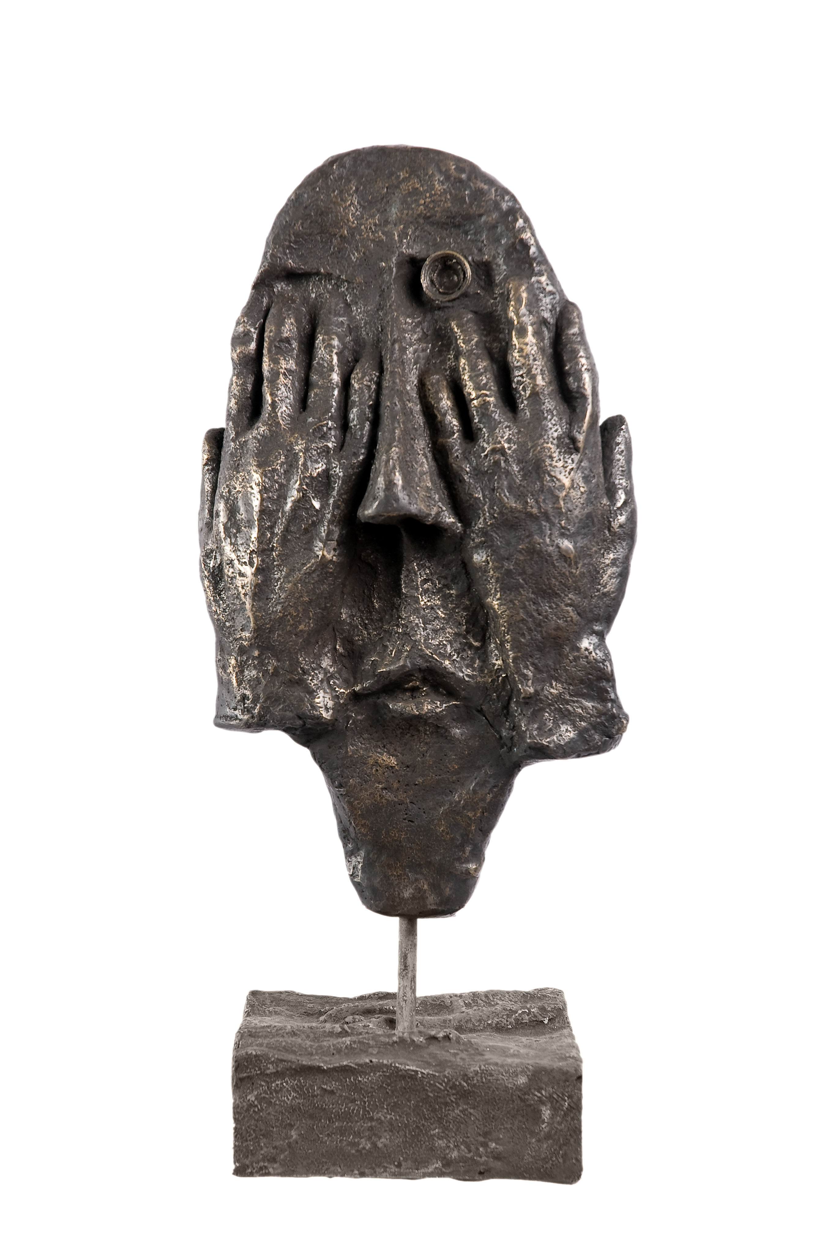 50 X 15 X 20 cm Sculpture Bronze (8 Edit