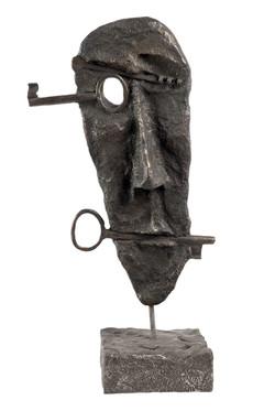 50 X 15 X 20 cm(  Sculpture Bronze (8 Edit copie