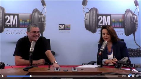 Radio 2M - Faites entrer l'invité