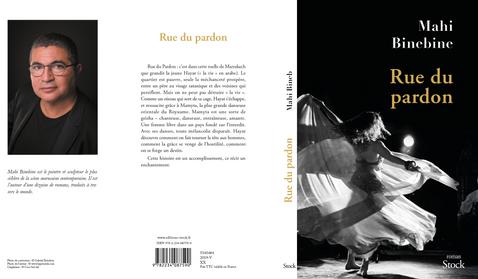 """""""Rue du Pardon"""" - En librairie à partir du 9 mai 2019"""