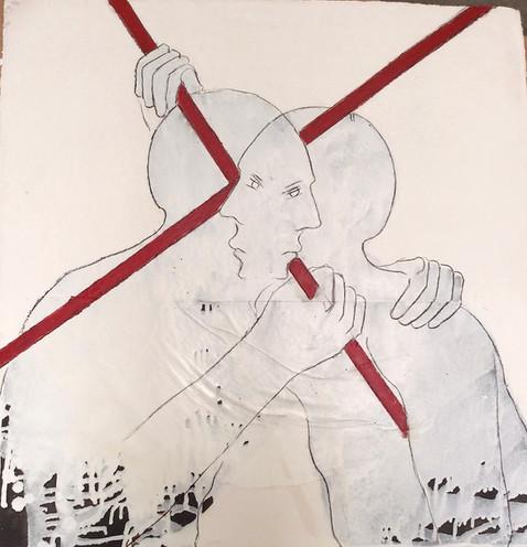 """""""Aux extrémités de la condition humaine..."""" - Exposition à Art Dubai 2018"""