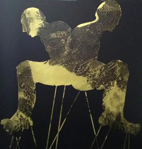 """Retour sur l'exposition """"Indivision"""" Binebine + Darsi"""