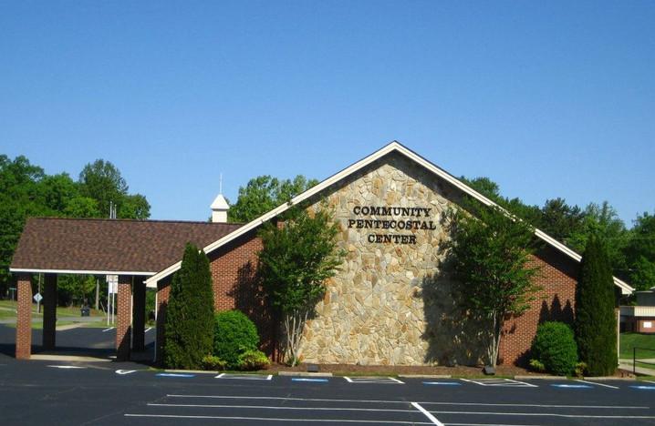 CPC Main Sanctuary