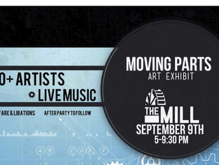 Moving Parts Collective: Still Moving