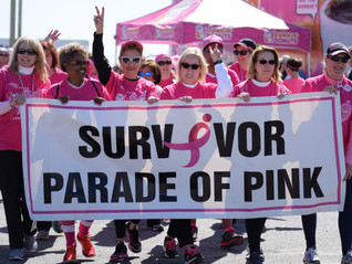 The Susan G Komen Race for a Cure