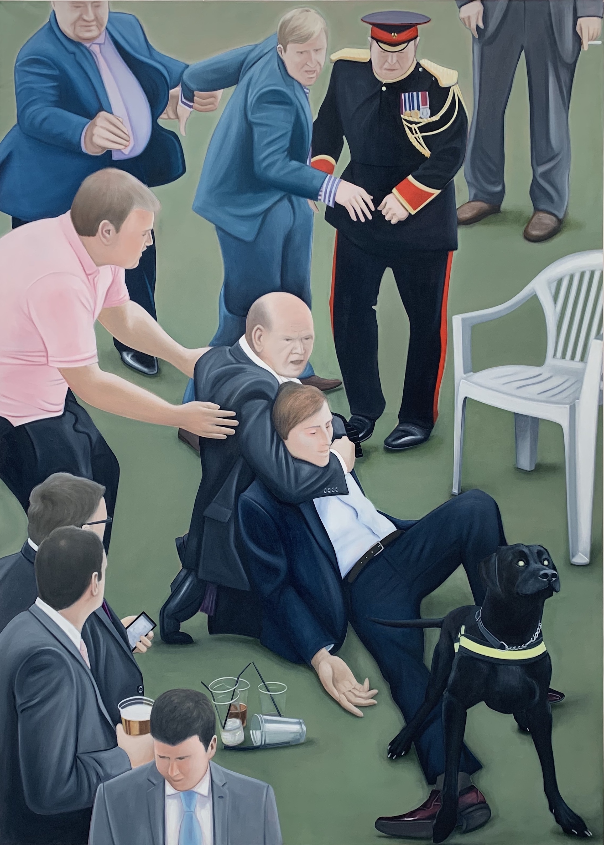 The Deposition, 2019