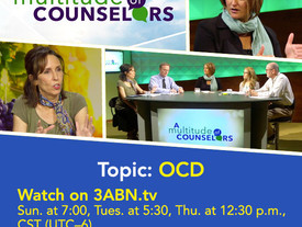 "The program discussing ""OCD"" has aired on 3ABN!"